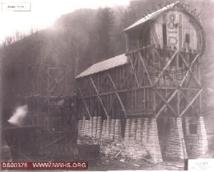 timber and coal mine piedmont history | King Coal Co, Kimball WV, King Branch circa 1913