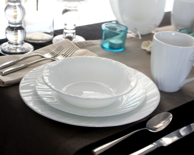 Round Or Square Dishes Which Would You Choose Corelle
