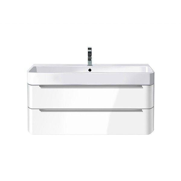 Duravit Happy D.2 2-Drawer Vanity Unit 775mm | Bathroom Vanity Units | CP Hart