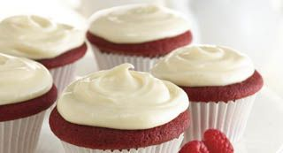 Red Velvet Cupcakes: This mini version of the classic Red Velvet Cake is one of the more popular offerings in bakeries all across the country. Whip up a batch this holiday season or anytime of the year.