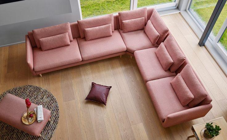 Er det på tide å fornye stua? Finn din nye sofa hos Fagmøbler; velg blant våre flotte modeller eller bygg din helt egen modulsofa.ArtModuloppsett A klasse B