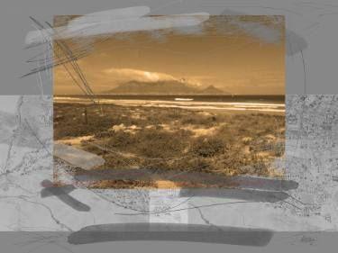 "Saatchi Art Artist André Pillay; Photography, ""Cape Town Landmark"" #art #fineart  #SaatchiArt"