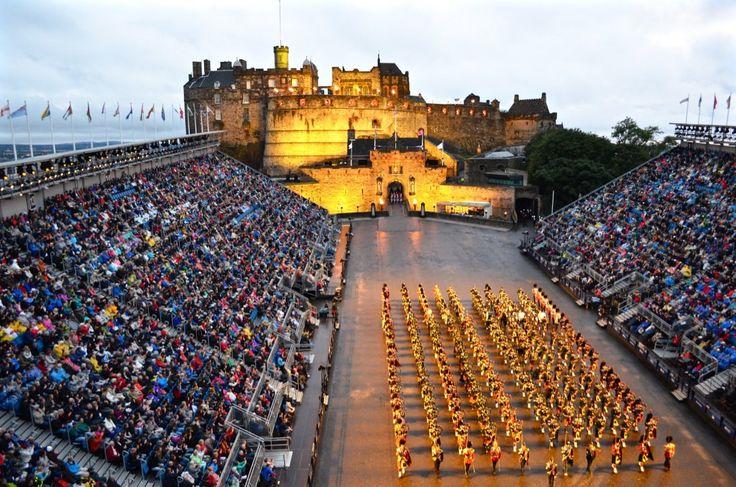 Royal Military Edinburgh Tattoo Tickets
