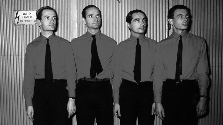 Kraftwerk Band Members