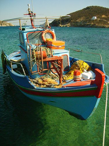 Patmos , Greece