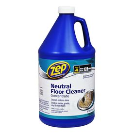 Zep Commercial Neutral Concentrate 128-fl oz Vinyl Floor Cleaner