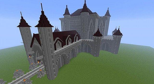 amazing minecraft structures amazing minecraft cathedral