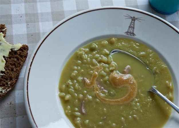 Hernekeitto (pea soup). | 42 Traditional Finnish Foods That You Desperately Need In Your Life