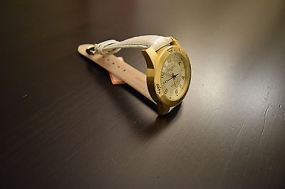 Italian White Watch - Big Face Watches Luxury Watches High End Watch Lancaster