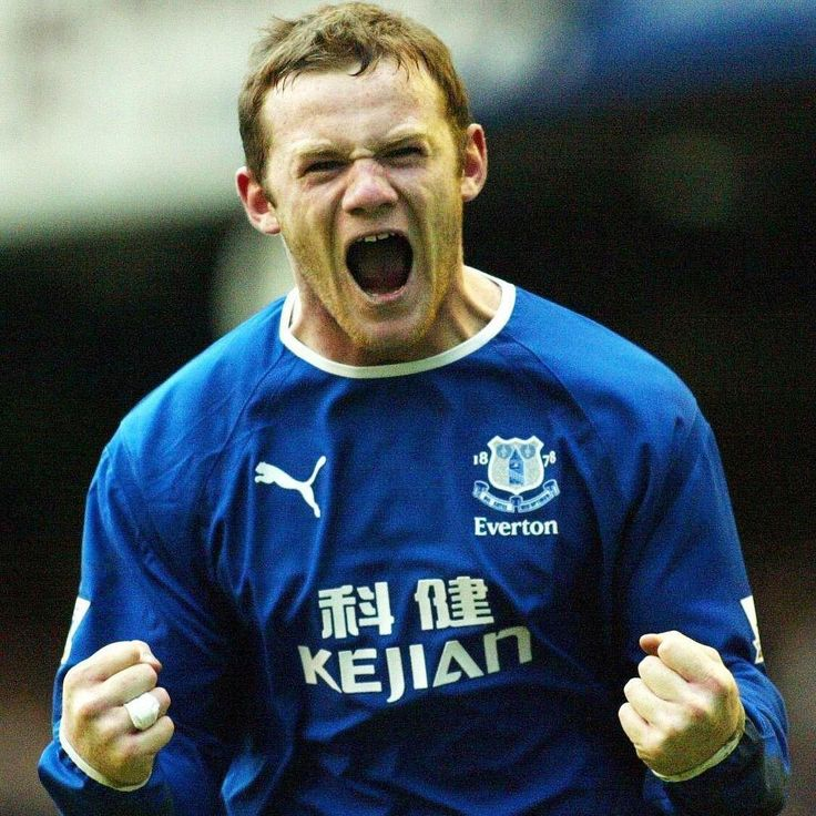 #tbt to when everyone loved #WayneRooney. #Rooney #Everton #manu #manchesterunited #epl #haters #waynerooney