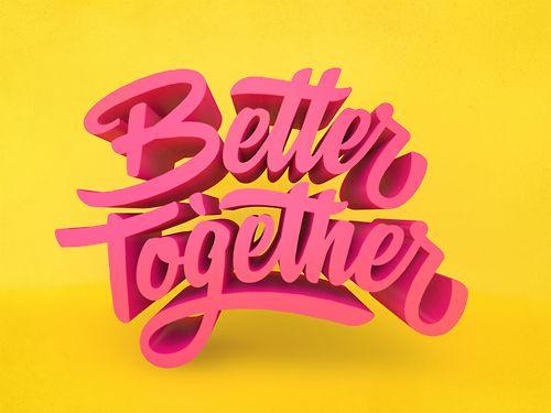 Better Together Original: http://ift.tt/1iqexB7