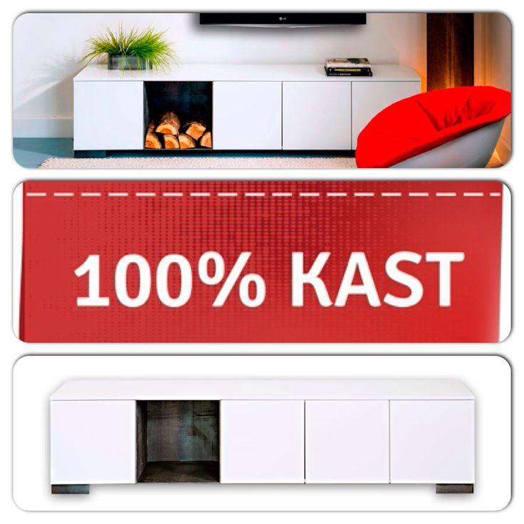 Maak kennis met Lars! Een echt stoer tv-meubel door zijn blauwstaal kubus. Wil jij meer weten over onze Lars? Ga naar http://100procentkast.nl/kasten-op-maat/tv-meubel/tv-meubel-lars/