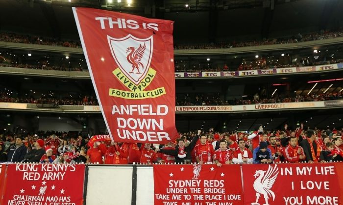 Photos: Reds triumph Down Under - Liverpool FC