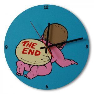Часы настенные - The end
