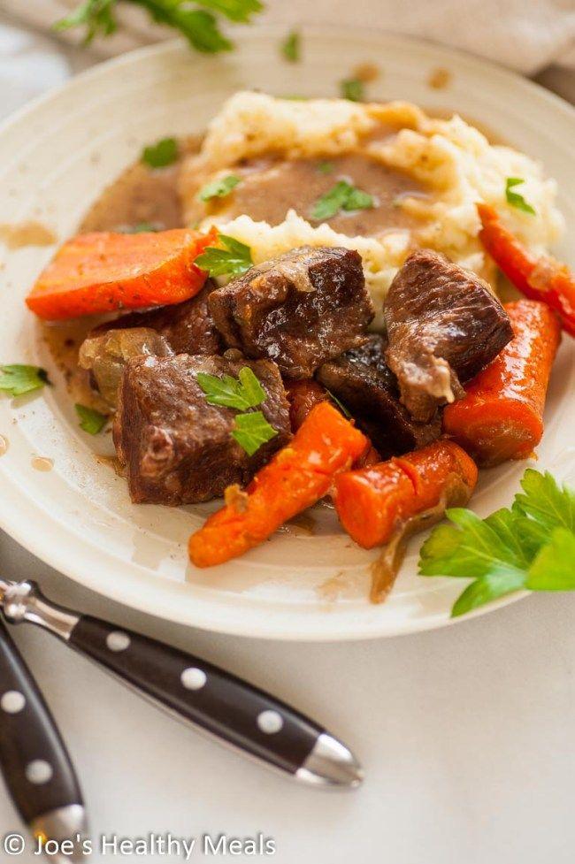 Braised Beef Short Ribs Recipe Braised Beef Beef Short Ribs Short Ribs