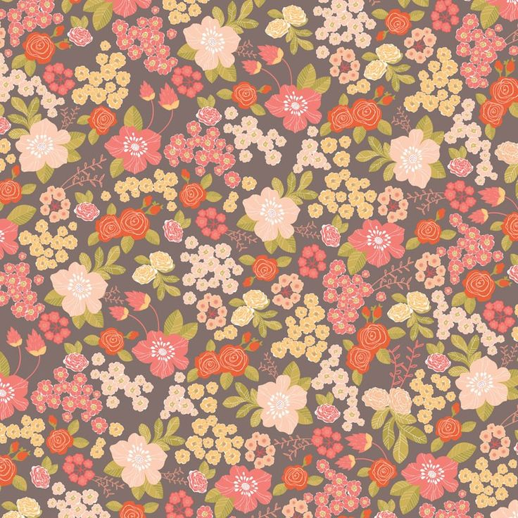 Wrapping Paper - Stormy Bouquet (Love Mae)