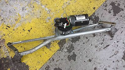 #1999-2005 bmw e46 #3-series complete front wiper motor linkage mechanism #bosch,  View more on the LINK: http://www.zeppy.io/product/gb/2/201654390463/