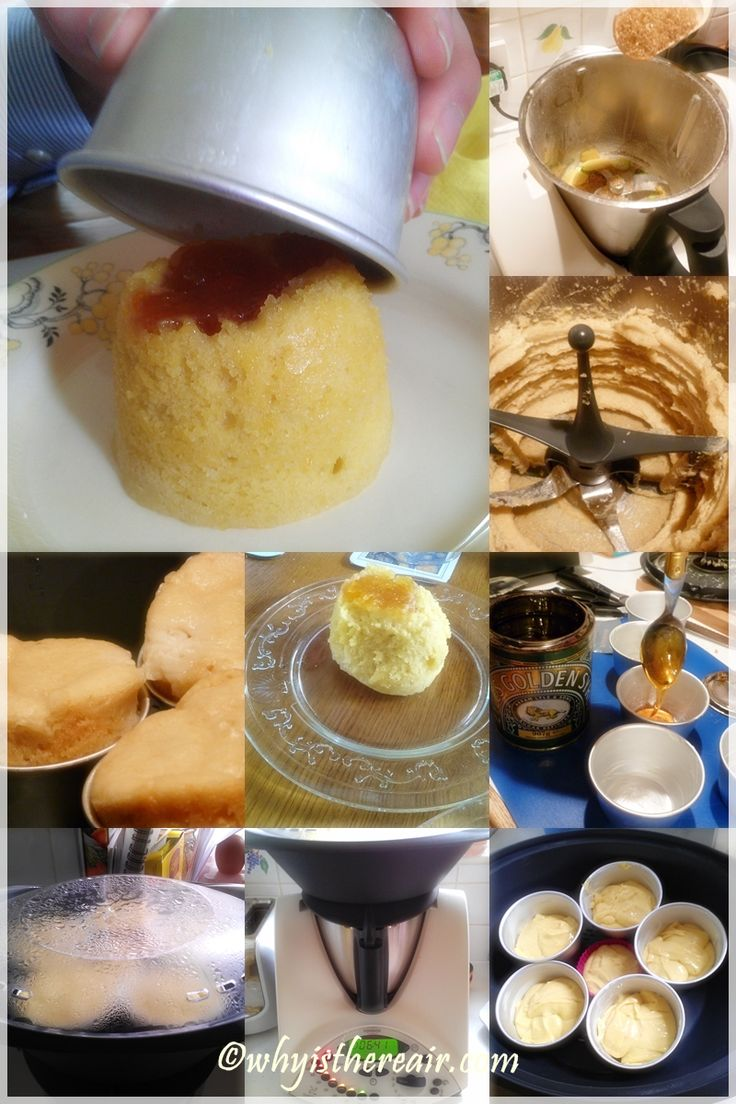 Steamed puddings are a doddle in #Thermomix and its handy #Varoma steamer! http://www.whyisthereair.com/2012/03/18/steamy-endings/