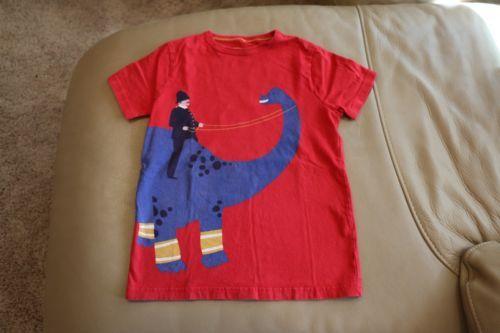 Mini-Boden-Boys-T-shirt-dinosaur-size-6-7