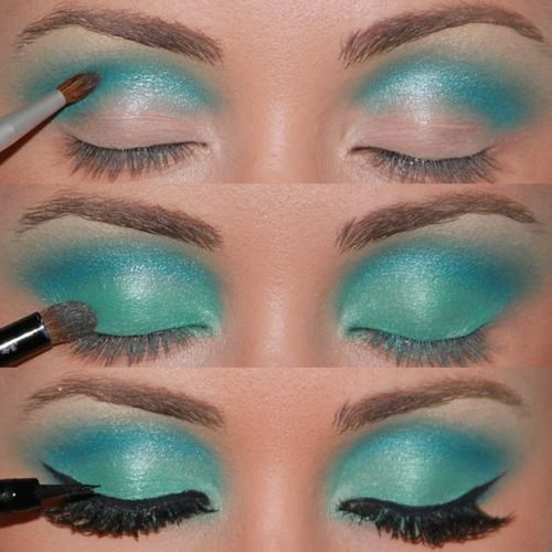 Create with the Mineral Eyeshadow in Dreamy! www.eyeslipsface....