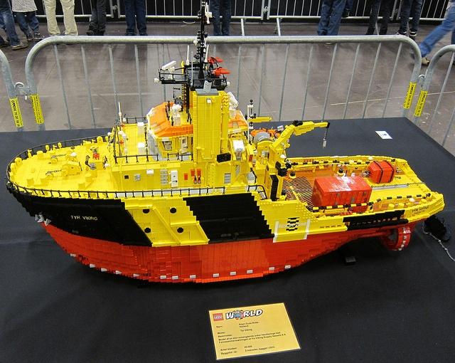 #LEGO #ship #MOC
