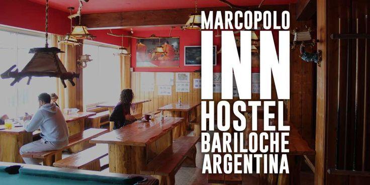 Marcopolo Inn Hostel Bariloche Argentina