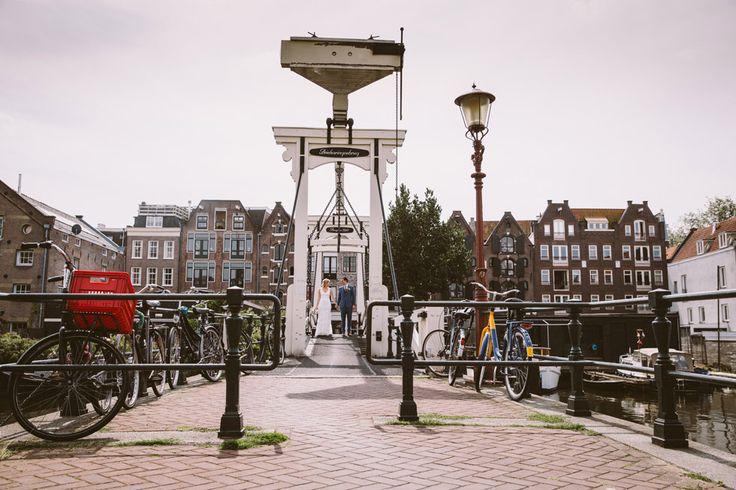 Wedding in Amsterdam