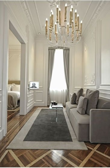 444 best images about a chic home on pinterest for Elegant living room ideas