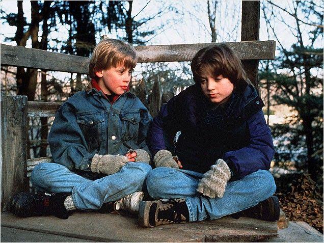 Macaulay Culkin and Elijah Wood