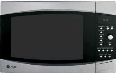 Amazon.com : PEB1590SMSS%2DGE Profile Series%2D Countertop Convection%2DMicrowave Oven %2D Stainless Steel : Countertop Microwave Ovens : Ap...