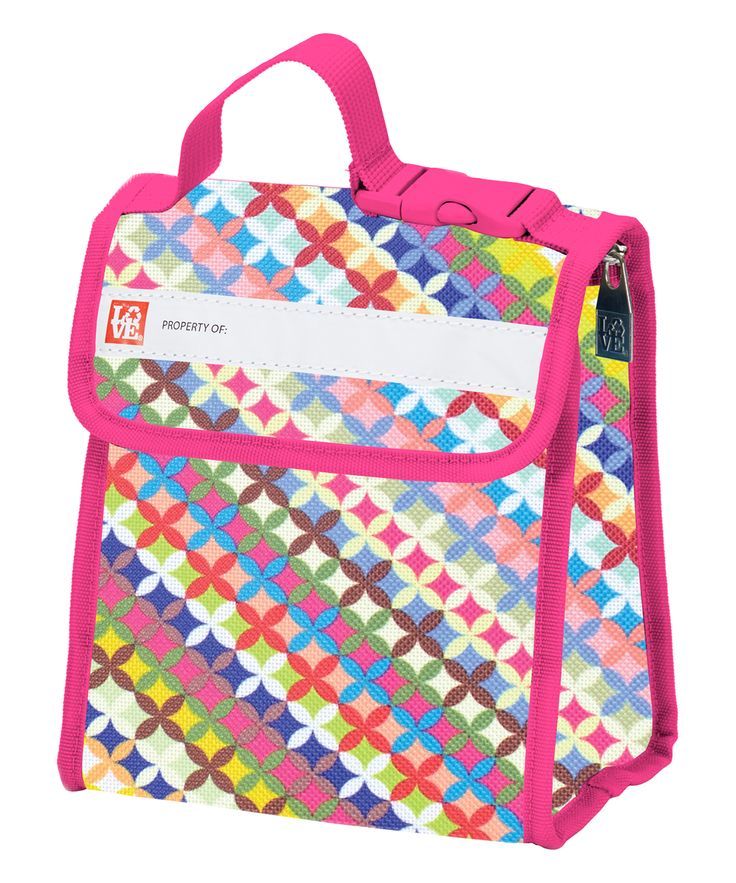 Candy Store Little Dipper Insulated Lunch Tote