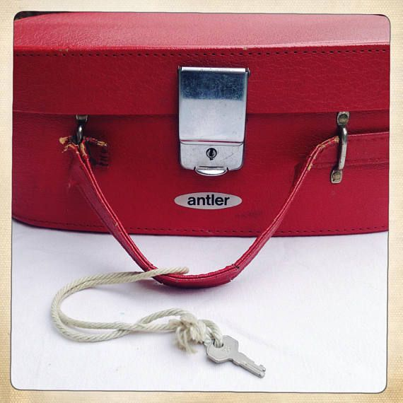 Vintage ANTLER 1960s Red Vanity Case  Key & Mirror Mod Retro 1960s Antler Red Vanity Case - Currently Listed  #vintagecase #suitcase #antlercase #retrocase #ebayshop #ebay #etsyshop #etsyfeaturesforyou #etsyvintage #sellingvintage #vintagestyle #bag #vintage #red #vanity #case #sixties #60sfashion #60s #1960s #60sstyle #scooter #mods #mod #northernsoul #retro