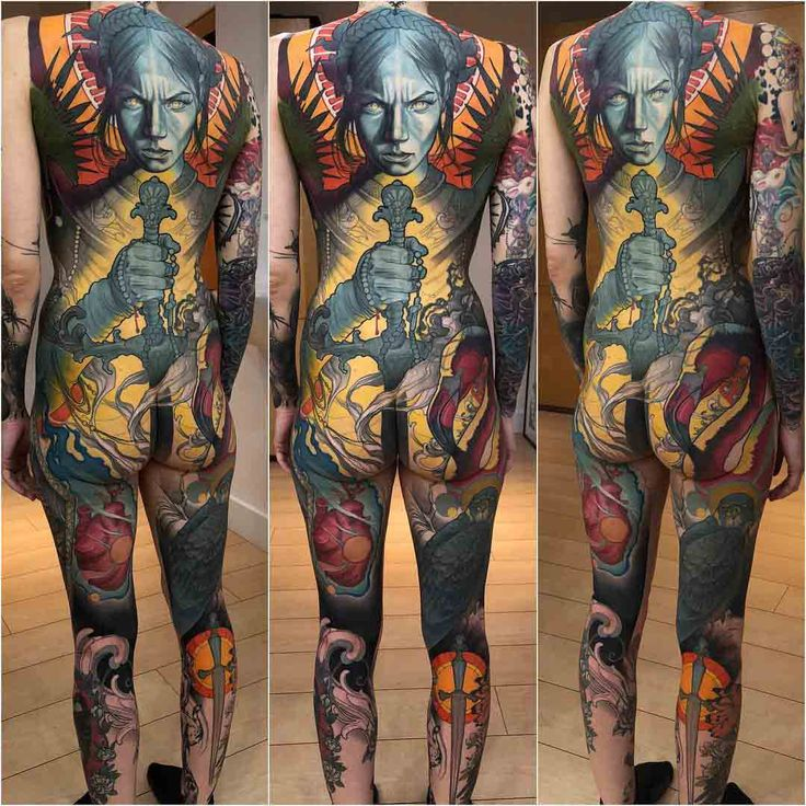 Best 25+ Bodysuit Tattoos Ideas On Pinterest