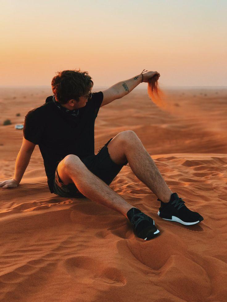 Jack Maynard in Dubai