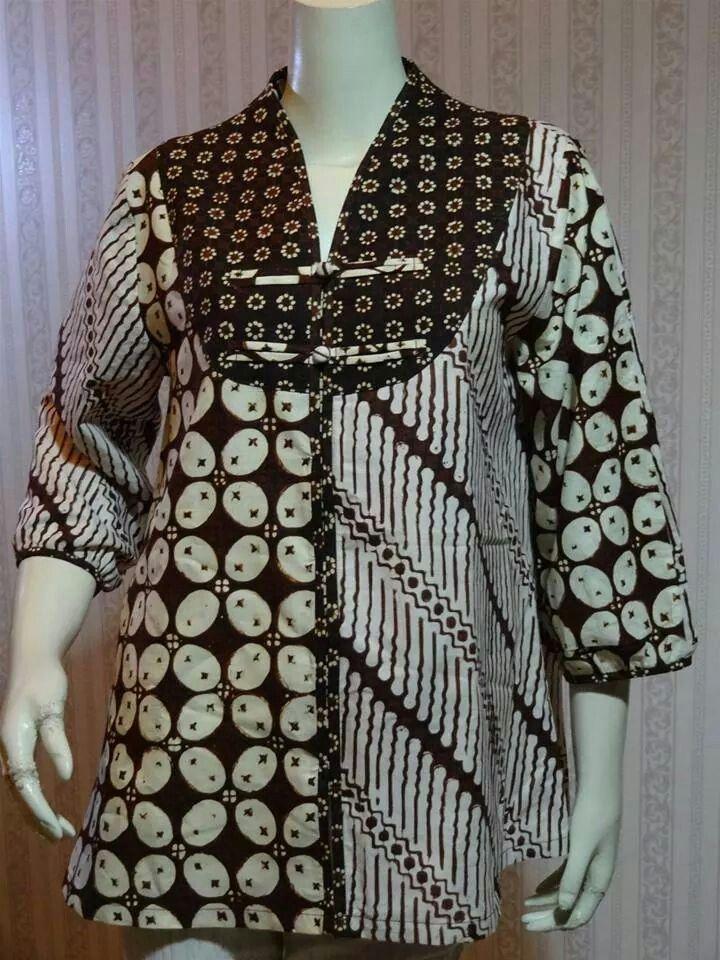 Blouse batik