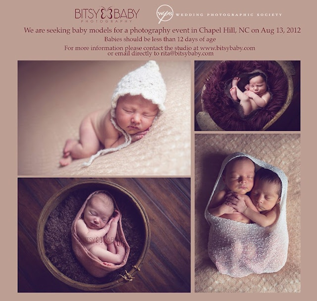 Baby photography workshops