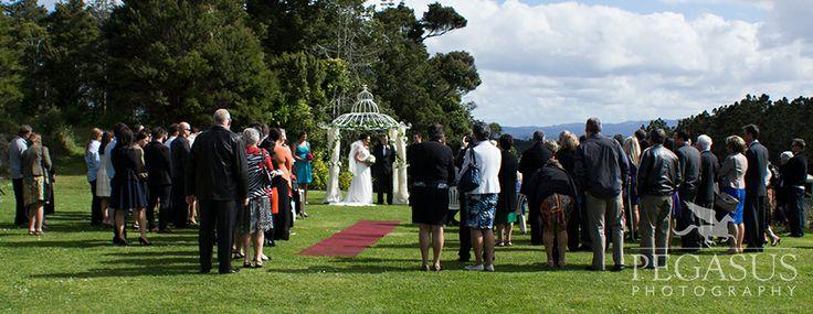 Wedding Ceremony - Pegasus Photography
