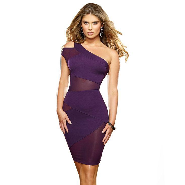 ... Purple Dress Women ...