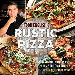 Todd English is a world-renowned, celebrated chef with a long history of great pizza-making. The free-form, thin-crusted pies at his Figs restaurants in Boston arguably changed pizza-making in the city, and now he brings his secrets to home cooks! Rustic Pizza gives step-by-step instructions on making pizza dough, sauces, and toppings along with Todd's insider secrets on how to achieve truly great pizza with a home oven.