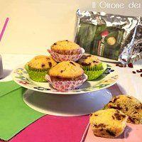 Muffin Cioccolato Bianco e Bacche di Goji