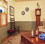 photos: John Nasta | thisoldhouse.com | from Step-By-Step Guide to Installing Wainscoting