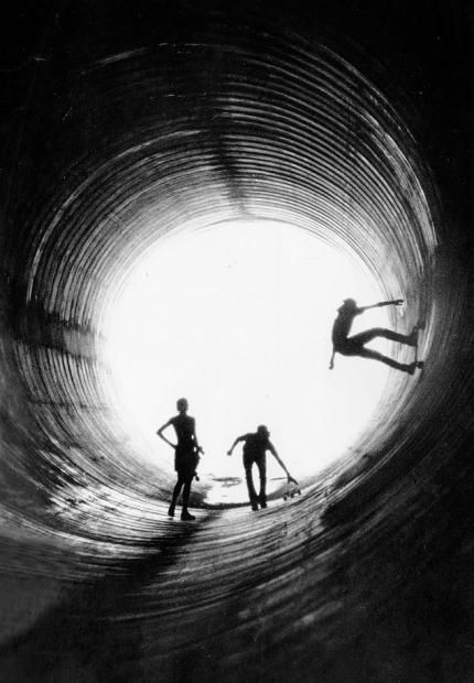 Four decades of skateboarding in San Francisco ..show my son-Jaden