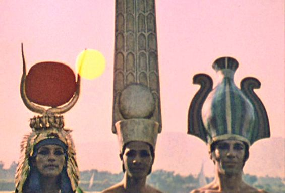THE FILMS OF KENNETH ANGER - Cinespia