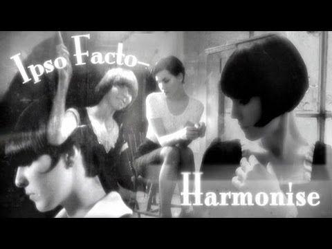 Ipso Facto. Harmonise. HQ Thanks, @Fritz Frising