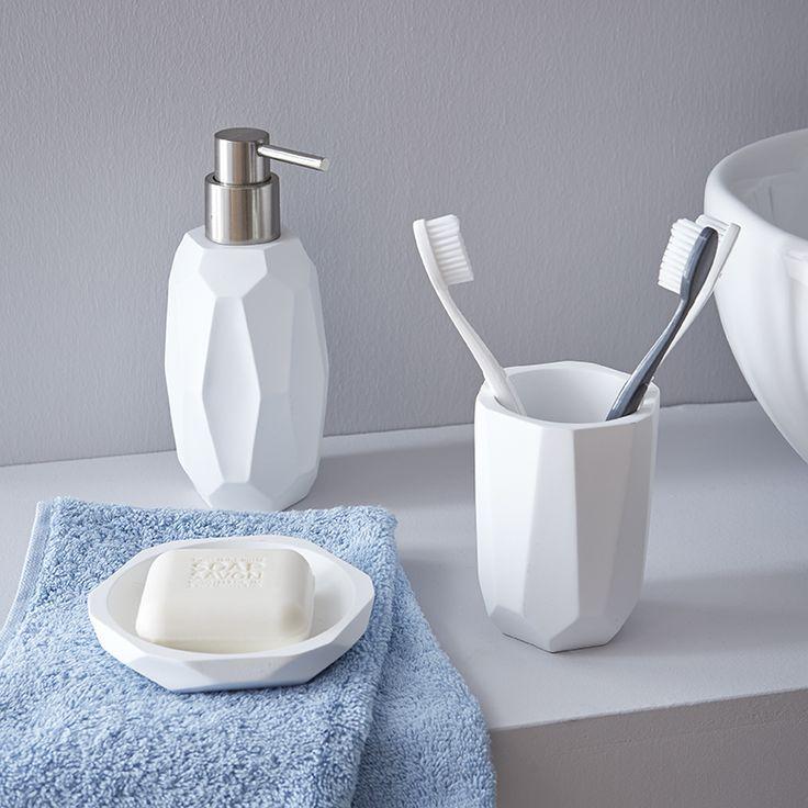 accessoires salle de bain - Ustensile Salle De Bain Inox