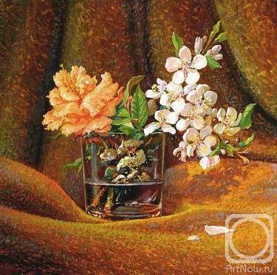 Панин Сергей. Любимые цветы