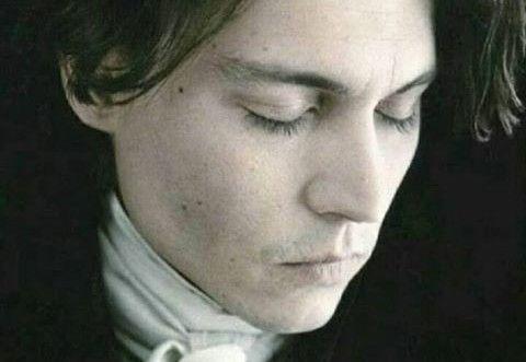 Johnny Depp as Ichabod Crane (Sleepy Hollow, 1999)