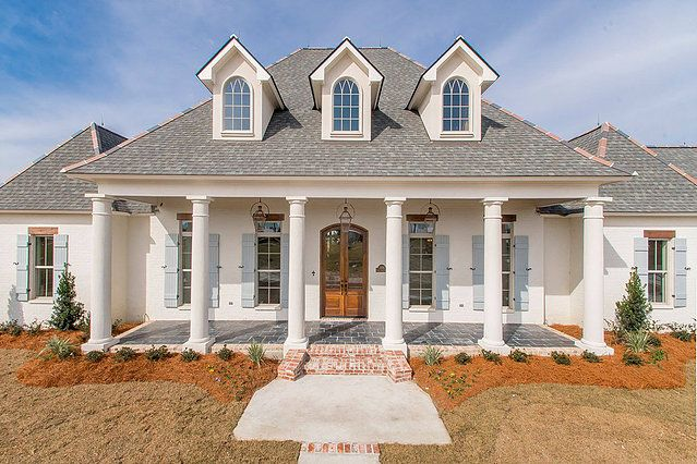 Madden Home Design Acadian House Plans French Country House Plans Acadian House Plans French Country House Plans French Country House