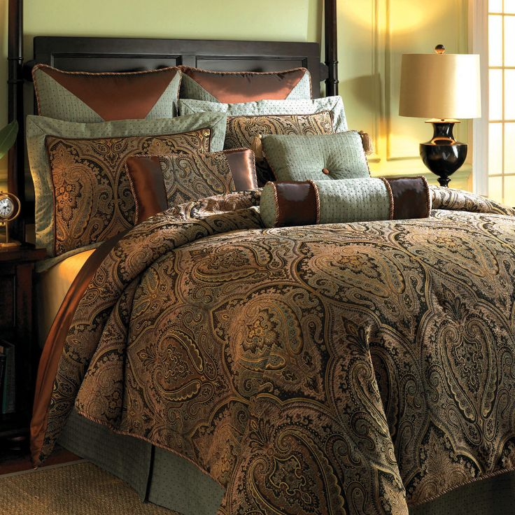 Canovia Springs Comforter Set For our places in 2019