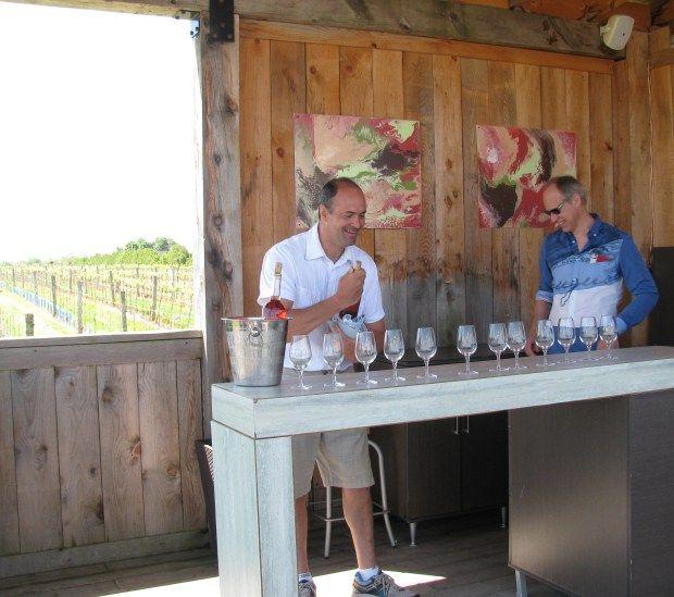 Vignoble de la Bauge, Kava Tours, Cantons-de-l'Est